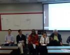 Debate at City University
