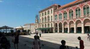 Republic square, Split