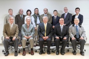 The editorial board of Journal of Biomedical Science celebrated the journal's 20th Anniversary in Taipei Medical University, Taiwan
