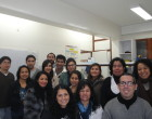 women in science - Dionicia's research group