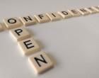 confidential or open