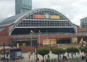 Image: Manchester Central Convention Complex, courtesy of Julia Wilson