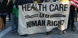 Understanding how social inequities and poor health conditions affect justice involvement is a hot topic (Pic by United Workers on Flickr, CC BY 2.0)
