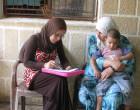 Data collector in Lebanon