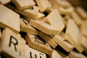 scrabble tile jumble (Caitlin Regan, Flickr)
