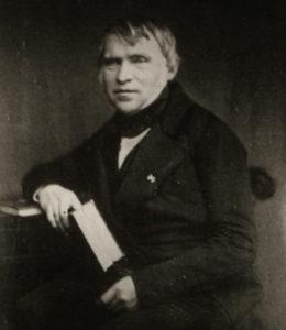 German scientist Christian Ehrenberg described the African wolf in 1832