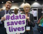 #datasaveslives