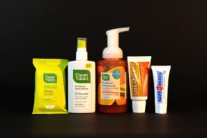 Triclosan products