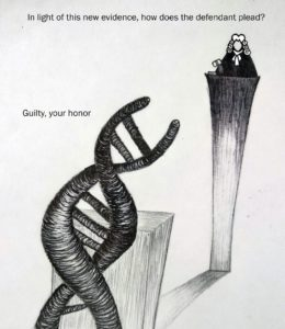 Guilty gene
