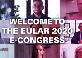 Welcome to EULAR 2020 e-Congress visual