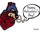 Heartworm cartoon