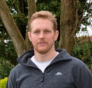 Derric Nimmo, head of public health research at Oxitec