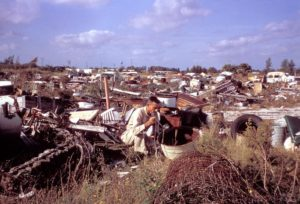 Control of Aedes aegypti in the US in the 1960s. Source: CDC Public Health Library