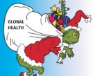 Grinch stealing Global Health