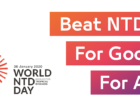 World NTD Day. Beat NTDs. For Good. For All.