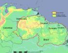 The Guiana Shield