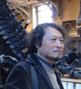 Editor-in-Chief, Dr. Shigeru Kuratani