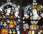 King Richard III and Anne Neville