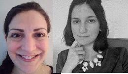 Elizabeth Yepez and Rachel Daniel