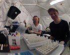 Inside Base Camp Laboratory