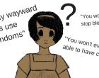 Only wayward girls use condoms (4)