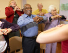 Physical activity in the elderly