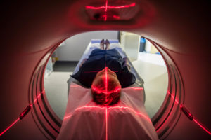 PET scanning equipment