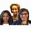 Dr. Aisha Khatib, Ruwandi Kariyawasam & Dr. Andrea Boggild