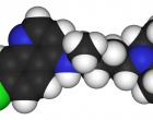 Molecular structure of chloroquine