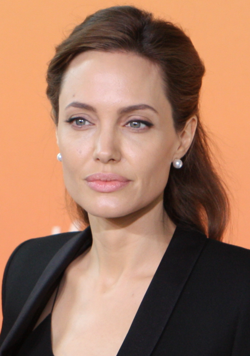 """Angelina Jolie 2 June 2014 (cropped)"""" by Foreign and Commonwealth Office"""