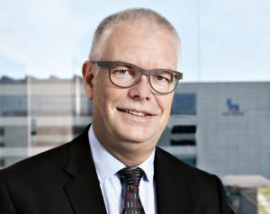Peter Kristensen, Senior Vice President and Head of Global Development at Novo Nordisk