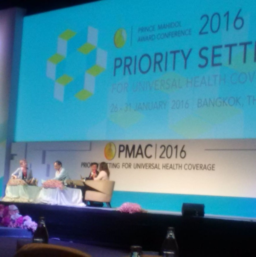 Priority setting for universal health coverage