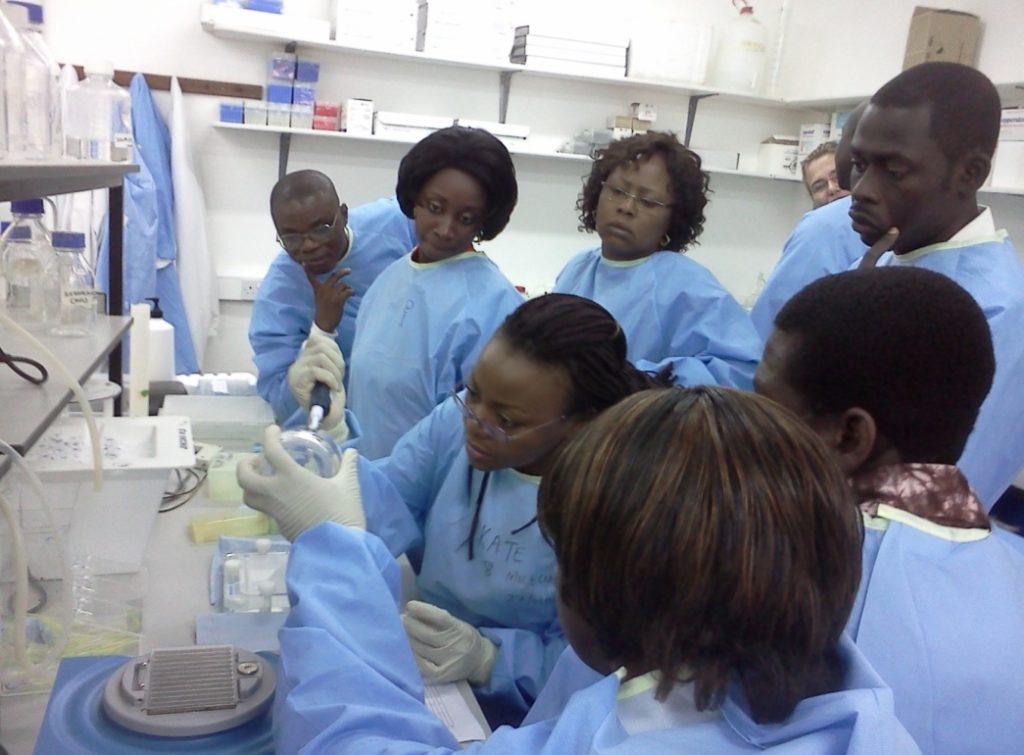 Training on Molecular detection of multi-drug resistance