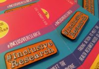 Inclusive Research badges